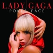 Original album cover of Poker Face (Single) by Lady Gaga