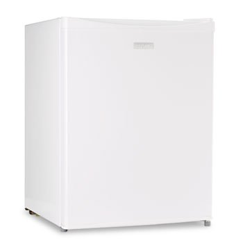 Sanyo Mid-Size, 2.4 Cu. Ft. Office Refrigerator REFRIGERATOR,2.4 C.F.,WE (Pack of 2)