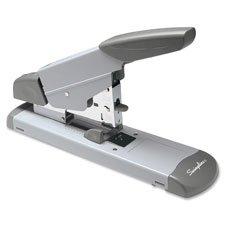 Heavy-Duty Stapler, 160 Sht Capacity, Platinum, Sold as 1 Each