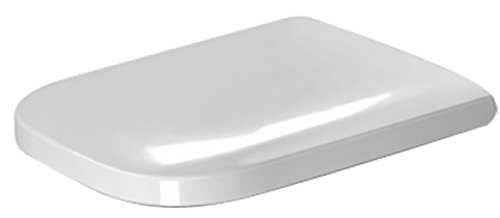 Duravit 0064590000 Happy D.2 Toilet Seat And Cover Removable