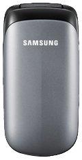Samsung E1150 Téléphone portable bibande Gris