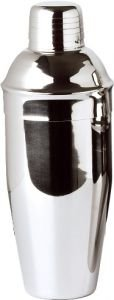 Premium Cocktail Shaker Set - 24 oz Stainless Steel