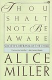 DN Thou Shalt Not Be Aware (Meridian) (045200053X) by Miller, Alice