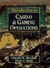 img - for Introduction to Casino and Gaming Operations by Lincoln H. Marshall (1995-07-10) book / textbook / text book