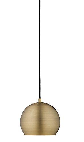 FRANDSEN - Frandsen Ball suspension design métal cuivre brossé mat