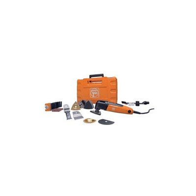 Fein MultiMaster FMM 250Q Top  Variable Speed Sanding and Scraping/Cutting Tool with Case