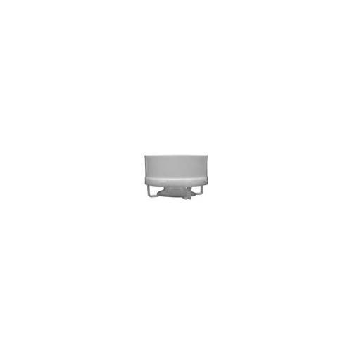 Vita Mix White Polyethylene Additional Ice Bin Extension with Support Ring, 14.5 x 18.75 x 19.75 inch -- 1 each. сша вита смит vitamix s30 сломанного приготовление машина многофункциональной отопления дома соковыжималка смеситель черный