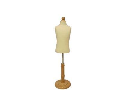 Children Body Dress Form Mannequin - 3 - 4yrs