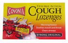 Covonia 51g Double Impact Strong Original Lozenges