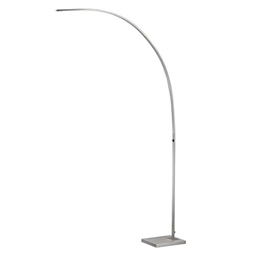 Adesso 4235-22 Sonic Led Arc Lamp