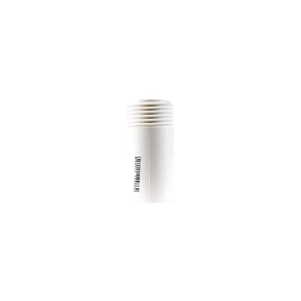 Charlotte PVC Garden Hose Adapter (PVC 02110H 5000)