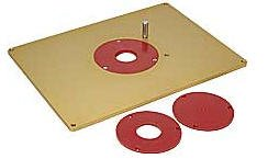 Aluminum router table insert plate woodddd shopping aluminum router table insert plate greentooth Gallery