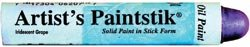Cedar Canyon Iridescent Artist's Paintstiks-Iridescent Grape; 2 Items/Order