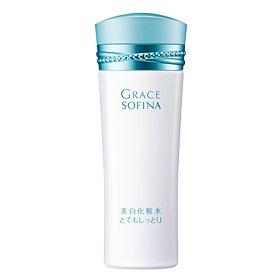 グレイスソフィーナ 美白化粧水とてもしっとり 140ml