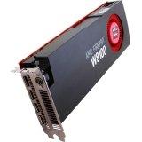 Sapphire AMD FirePro W8100 8GB GDDR5 Quad DP/Stereo 3-Pin Din PCI-Express Graphics Card 100-505738