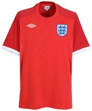 ENGLAND 2010/2011 Away Junior Football Shirt, Junior L