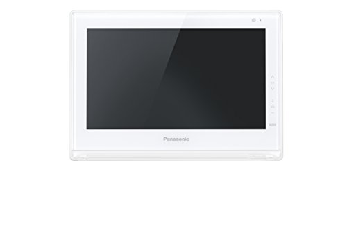 Panasonic 10V型 ポータブル 液晶テレビ 防水タイプ プライベート・ビエラ UN-10E5-W
