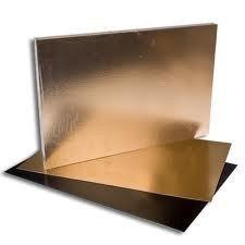 Mallard Ferriere - Plaque Carton Or Fort 60 X 40 P/25