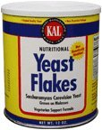 Kal Nutritional Yeast Flakes -- 12 oz