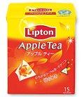 リプトン アップル ティーバッグ 15袋 x 12個