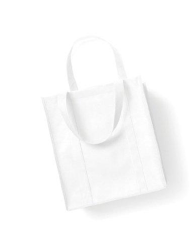 Super Shopper, Super Einkaufstasche Wei_