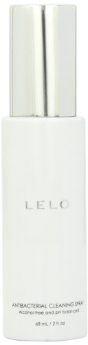 LELO Antibacterial Toy Cleaning Spray, 2 Ounce