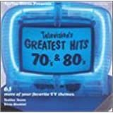 Television's Greatest Hits, Vol. 3: 70s & 80s by TeeVee Toons 【並行輸入品】