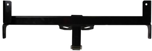 "Reese 44062 Class III-IV Custom-Fit Hitch with 2"" Square Receiver opening, includes Hitch Plug Cover"