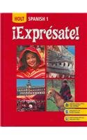 Holt iExpresate! Level 1, Student Edition (Expresate 1 compare prices)