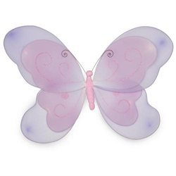 Koala Baby Mesh Butterfly Wall Decor Babies R Us for Playroom or Children's Room - 1