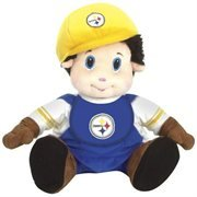 "Pittsburgh Steelers 12"" Plush Mascot at Amazon.com"