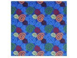 "Joy Carpets Playful Patterns Children's Ringing Area Rug, Multicolored, 5'4"" x 7'8"" - 1"