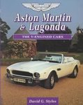 David G. Styles Aston Martin and Lagonda: The V-engined Cars (Crowood AutoClassic)