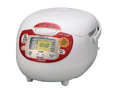 Zojirushi Overseas Microcomputer Rice Cooker Ns-Zlh10-Ra (Ac220-230V For Region) front-560983