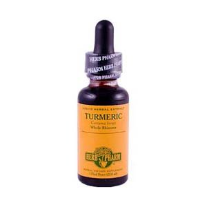 Herb Pharm Turmeric Extract Mineral Supplement, 1 Ounce
