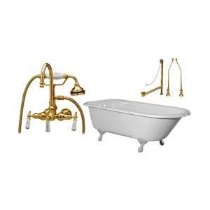 claw bathtub faucets