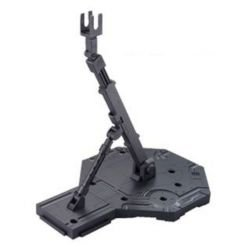 Bandai Hobby Action Base 1 Display Stand (1/100 Scale), Gray - 1