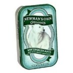 Newman\'s Own Organics Mints Wintergreen, 1.7600-ounces (Pack of6)