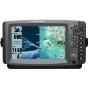 Humminbird 4087101 958C HD DI Combo Down Imaging/Dual Beam Fishfinder and GPS with Ethernet