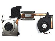 Replacement HP Compaq Envy 14-2166SE CPU Cooling Fan
