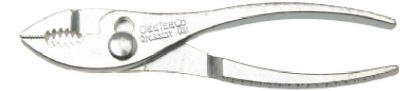Apex Tool Group H26VN 6-Inch Bright Finish Slip-Joint Pliers