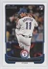 Yu Darvish Texas Rangers (Baseball Card) 2012 Bowman #209