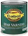 Spar Varnish - 8040 Qt Gloss Spar Varnish