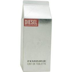 DIESEL PLUS PLUS by Diesel EDT SPRAY 2.5 OZ Masculine