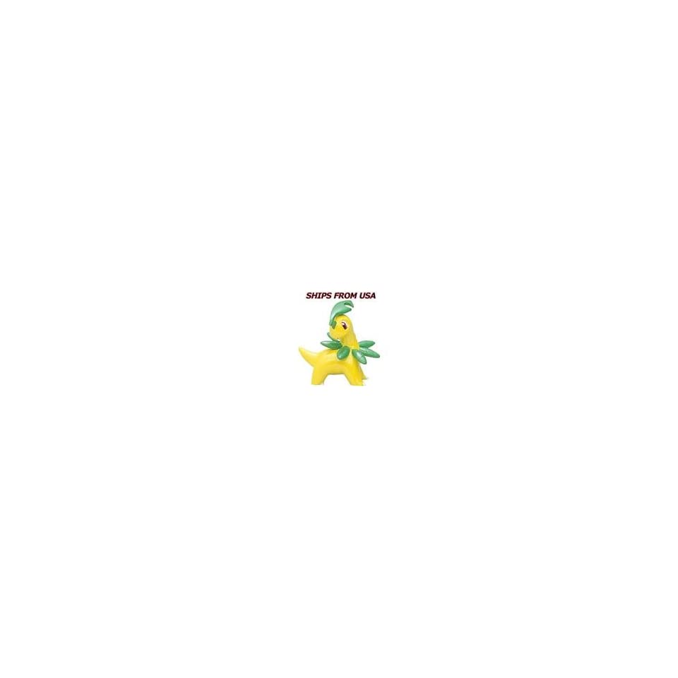 "Pokemon Collection Mini Figure 1.5/"" Bayleef //Bayleaf M-072 Japanese Import"