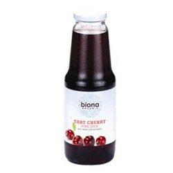 Biona Tart Cherry Juice 1000ml x 1 from BIONA