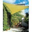 Coolaroo 336486 11 Ft10 Inch Inch Triangle Shade Sail in Desert Sand