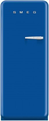 Smeg FAB28UBEL1 50's Retro Style Aesthetic Refrigerator with Freezer Compartment, Blue (Mini Smeg Fridge compare prices)