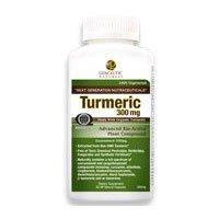 Genceutic Naturals Organic Turmeric 300 Mg