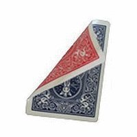 Double Back Cards (Bicycle) - red/blue